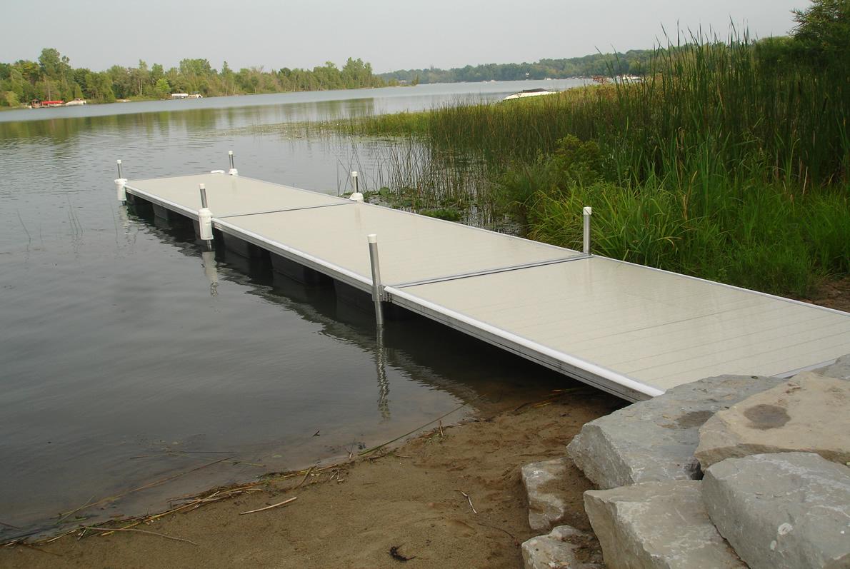Instant Marine Docks : Series floating boat docks michigan bloomfield