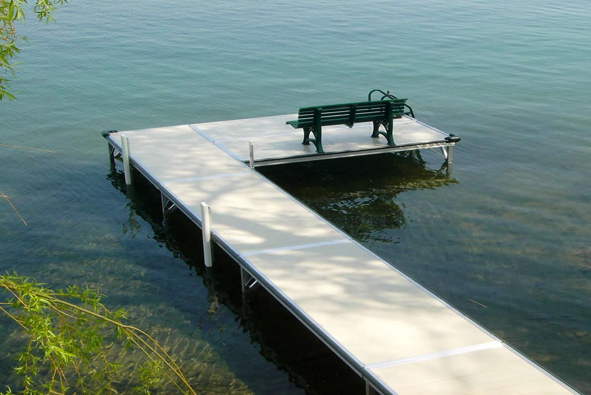Instant Marine Docks : About instant marine boat dock builders in michigan