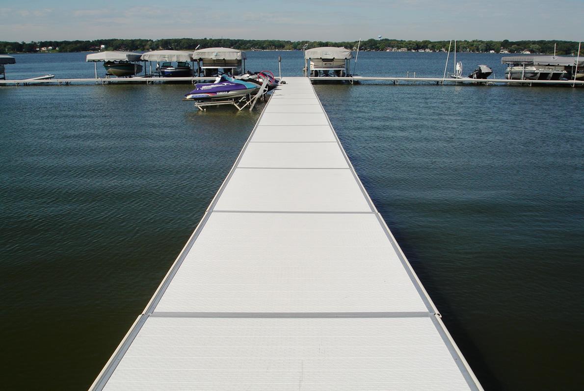 Instant Marine Docks : Boat docks accessories instant marine michigan ohio