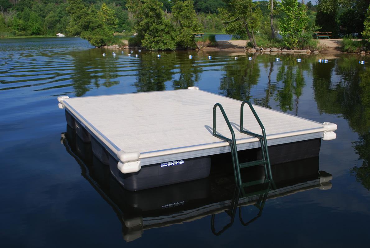 Swim Rafts Michigan Instant Marine