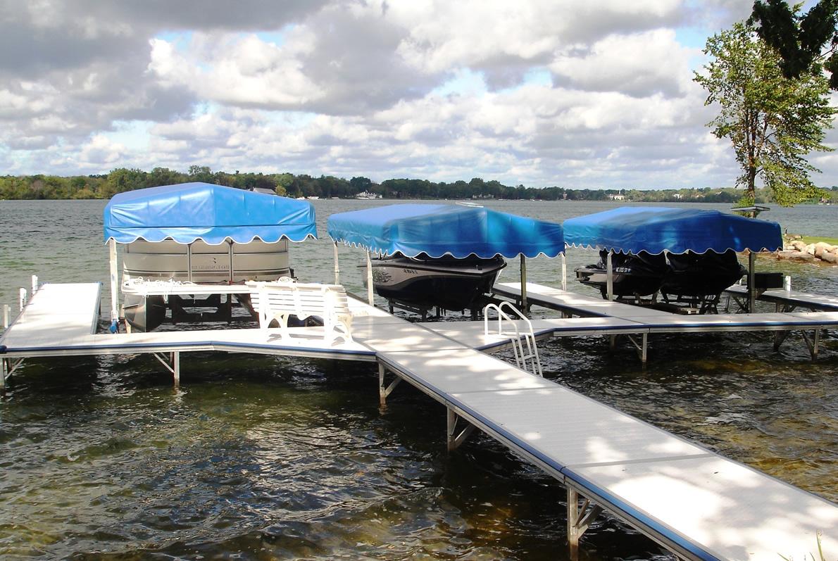 Michigan Boat Dock Construction