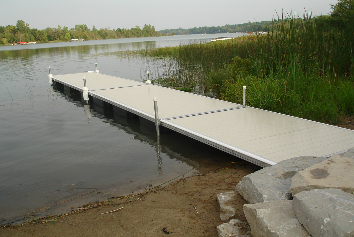 Series 500 Floating Boat Docks Michigan Bloomfield