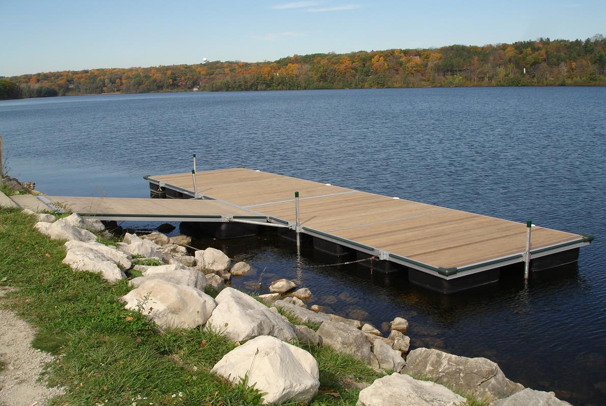 Series 500 Floating Boat Docks Michigan Bloomfield