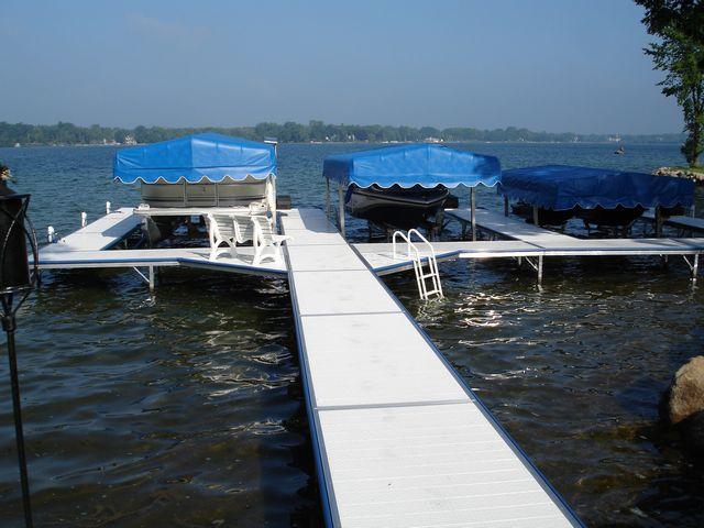 permanant boat docks Rochester MI